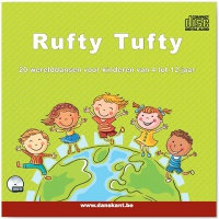 CD Rufty Tufty